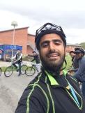 Cykelprojektet, vår 2017
